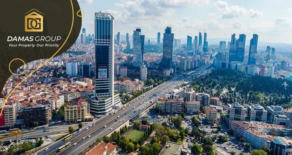 شيشلي .. واجهة العقارات الفاخرة في اسطنبول